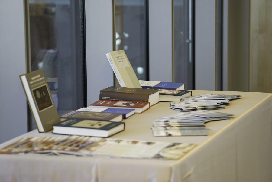 ספריית מנדל סכוליון