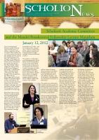 ScholioNews no. 11, 2012